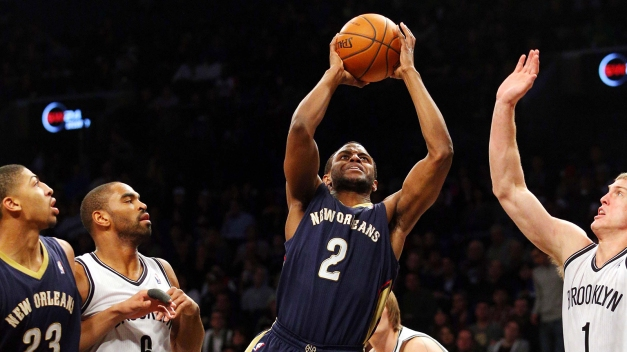 NBA: New Orleans Pelicans at Brooklyn Nets