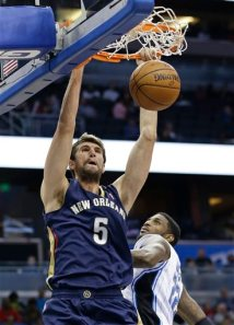 Jeff Withey, Solomon Jones